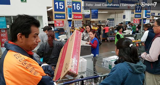 Confianza de consumidores mexicanos avanza 3.4% durante diciembre