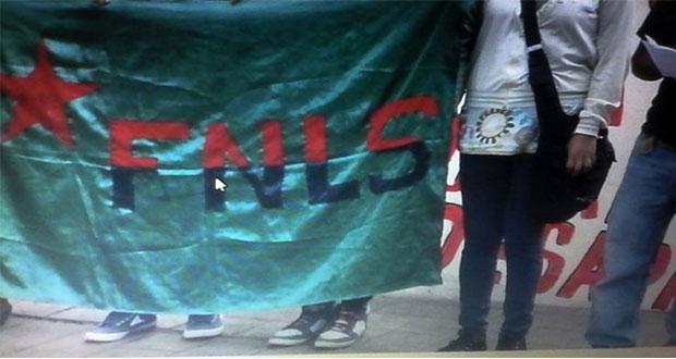 En Chiapas, Sedena amenaza a integrantes del FNLS, acusan. Foto: Chiapas quadratin