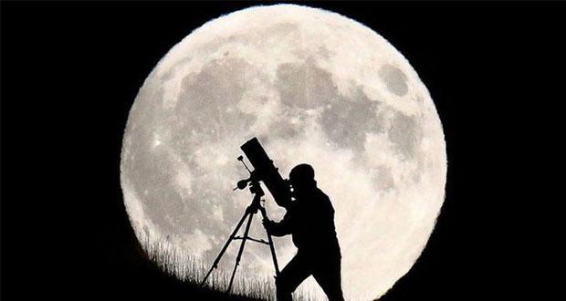 """Después de casi 70 años, se verá una """"súper"""" Superluna. Foto: Getty images"""