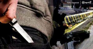 Lideran robos a transeúnte y al interior de vehículos en la ciudad de Puebla