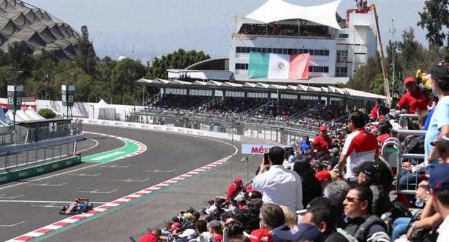 Gp F1 Calendario 2020.F1 Anuncia Calendario 2020 Gp De Mexico Seria El 1 De