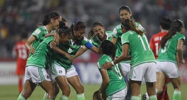 Tri femenil sub 20 avanza a cuartos de final contra EU. Foto: Hola Lleida Diari