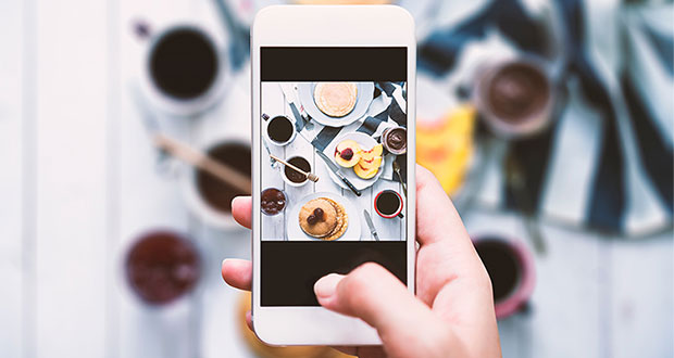 Claredon, el filtro favorito de usuarios de Instagram en 2016. Foto: Tarik Kizilkaya / Getty