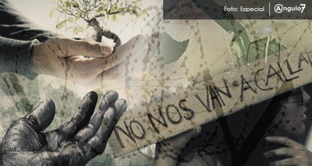 México, sexto país más peligroso para medioambientalistas