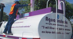 Soapama incumple mandato judicial sobre suministro de agua, acusan