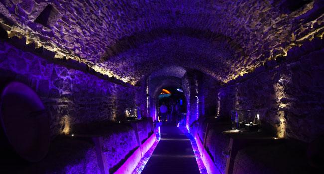 Comuna va por mantenimiento de Tunel-Pasaje Histórico 5 de Mayo en Xanenetla