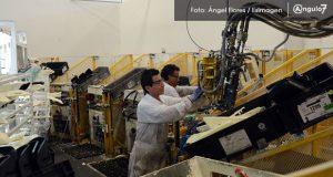 Crecen 11.8% empleos en manufactura de Puebla durante septiembre: Inegi