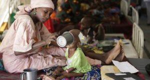 Cada año, 5 millones de niños mueren por desnutrición aguda