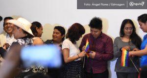 Buscan reconocer el matrimonio y concubinato homosexual en Puebla