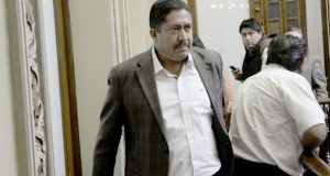 PAN sancionaría a Víctor León por ir a evento de Compromiso por Puebla: Giles