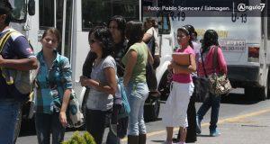 6 de cada 10 mujeres han sido acosadas en el trasporte público