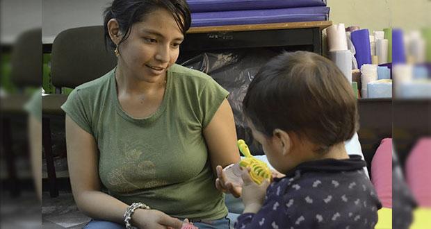 Apenas 2 de cada 10 madres en México cuentan con guarderías: Inegi