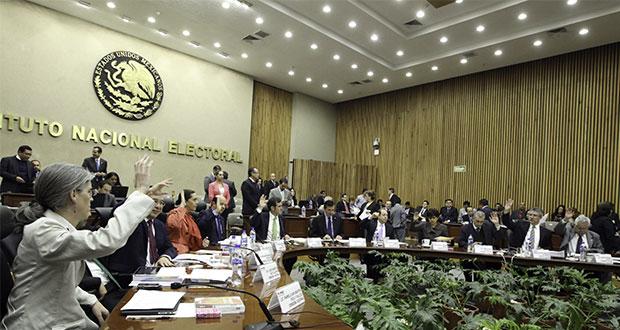INE inicia procedimiento para sustituir a tres consejeros del IEE