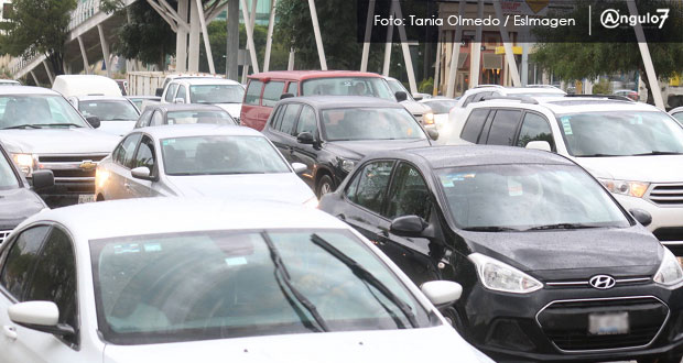 25% de poblanos tienden a no pagar a tiempo control vehicular: SFA