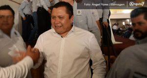 CPP analiza a líder sindical de ayuntamiento como aspirante a alcaldía