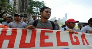 Durante 2018, 25 mil emplazamientos a huelga y estallaron 32: Inegi