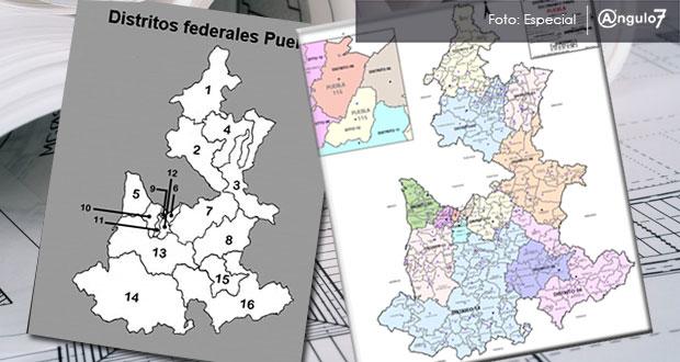 Van por nueva distritación electoral local y pasar de 7 a 32 zonas regionales