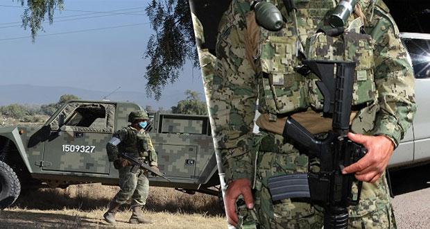 Cree 80% que Fuerzas Armadas deben ir contra crimen organizado: Cesop