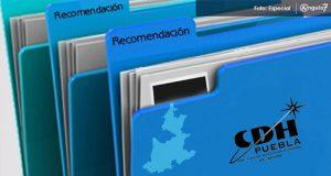 CDH emite 13 recomendaciones, 2 más en un año
