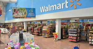 En junio, ventas de Walmart reportan crecimiento del 10%