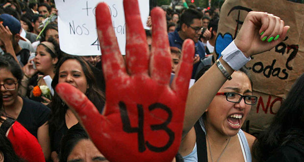 Participar en protestas, factor para sufrir desaparición forzada