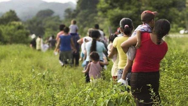 Instan a Federación y Guerrero atender a 300 desplazados