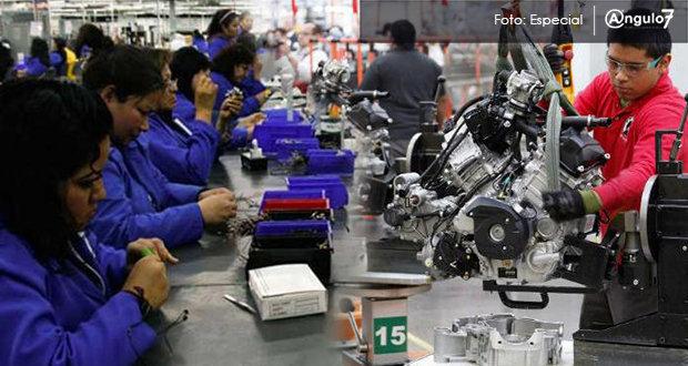 En octubre, empleo en Puebla crece 5.7% respecto a 2016: IMSS