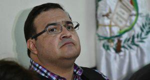 Javier Duarte asegura que pactó su entrega y ofrece información a FGR