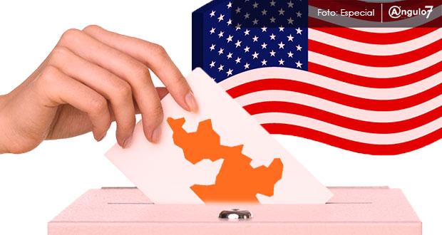 Se inscriben más de 4 mil para votar desde el extranjero
