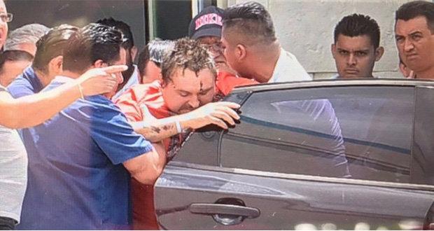 Condenan a 37 años de prisión a ruso por matar a joven en Cancún
