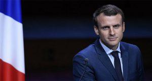 Emmanuel Macron, el primer presidente de Francia sin partido.