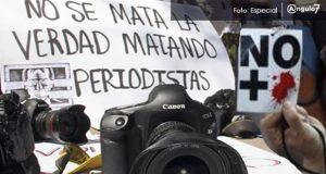 Puebla con 20 agresiones a periodistas durante 1S