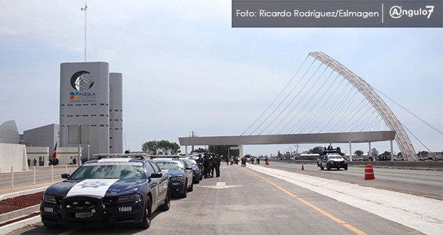 Habrá otros 4 arcos de seguridad en Puebla