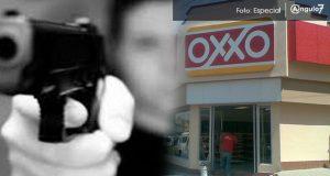 FGE determinará si cajeros son cómplices de robos en Oxxo: Ssptm