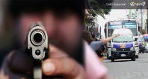 Dan 65 años de cárcel a dos por asaltar transporte público en 2016