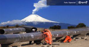 Pueblos reiteran a AMLO su rechazo a Proyecto Morelos en Puebla y 2 estados