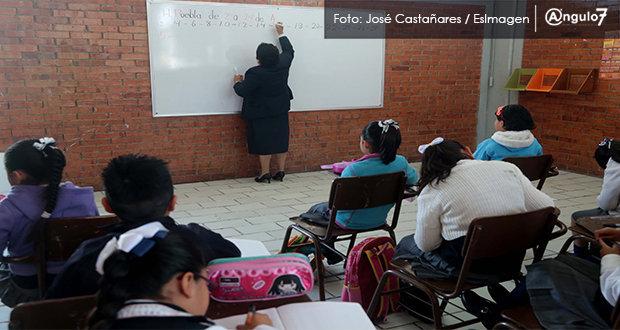 Alumnos de 6° de primaria en Puebla harán prueba Planea por 1ª vez