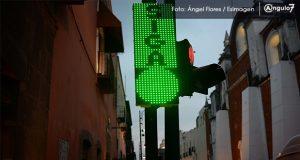 Comuna busca 300 mdp con Banobras para semaforización inteligente