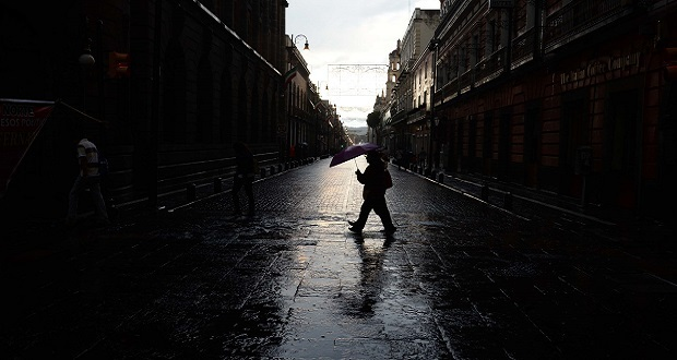 Disminuyen paulatinamente frecuencia e intensidad de lluvias: SGG