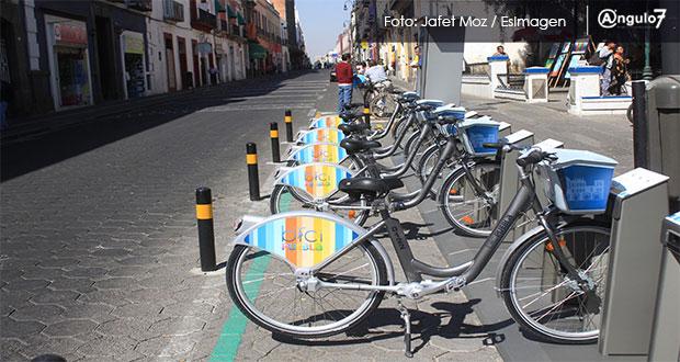 Sin fecha para el arranque de segunda etapa de Bici Puebla: regidor