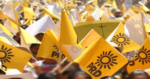 Zambrano urge a PRD a definir alianzas y candidato para 2018. Foto: EjeCentral