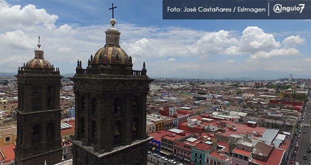Contaminación del aire en Puebla bajó 30% en confinamiento: experto