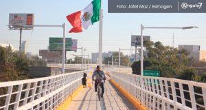 130 kilómetros de infraestructura ciclista en 10 años, reto en Puebla