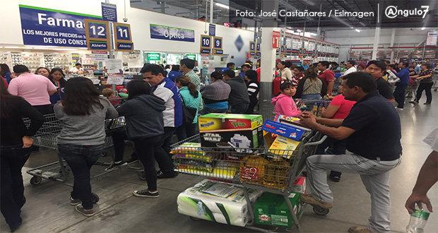 Entusiasmo de consumidores mexicanos avanza 16.8% en agosto