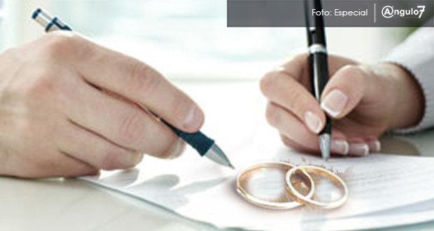En México, matrimonios se reducen 2.8% y divorcios suben 5.6%