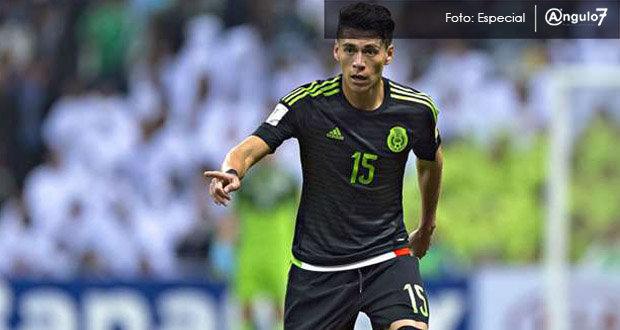 Héctor Moreno hace su regreso a la Liga MX con el Monterrey