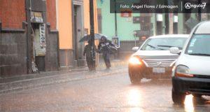 Posibles granizadas en Puebla por Bud y depresión tropical 4-E