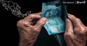 En el país, de 9.5 millones de adultos mayores 26% no recibe pensión