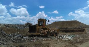 Analizan ampliar 2 o 3 hectáreas relleno seco de Cholula