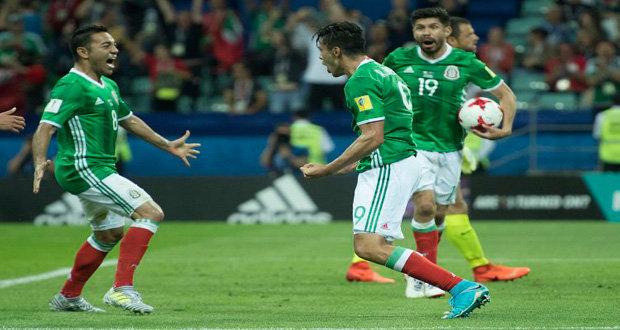 México está dentro del top 10 del ranking FIFA